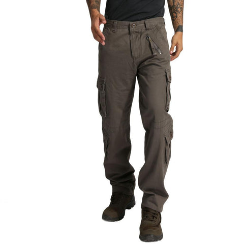 Multi-pocket Field Training Camouflage Trousers