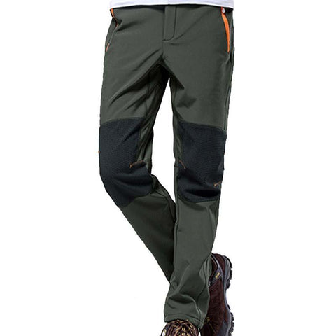 Outdoor Hiking Fleece Pants