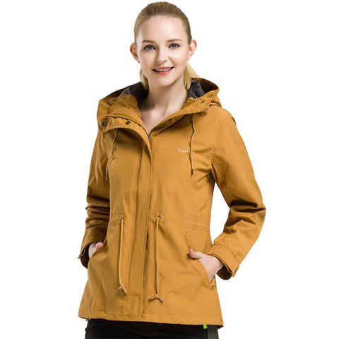 Waterproof Autumn Winter Hiking Jackets