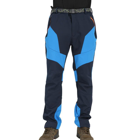 Fleece Hiking Trekking Camping Pants