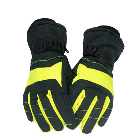 Winter Skiing Unisex Gloves