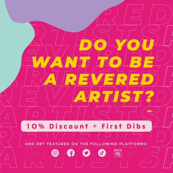Do you want to be a Revered Artist?