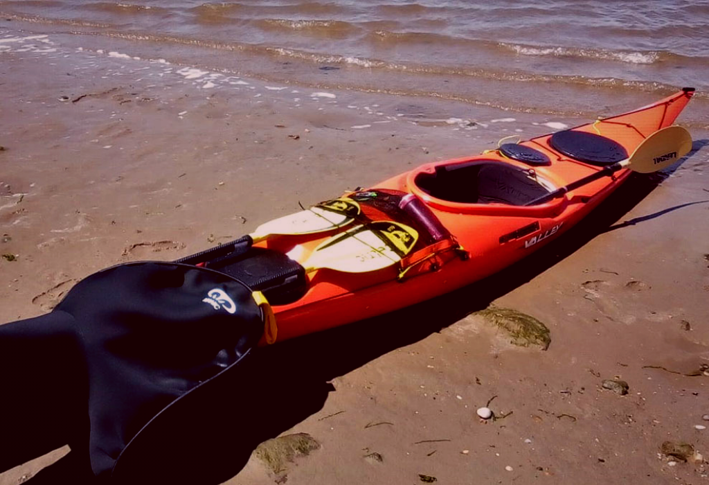 Introducing the DESKstow Exped - Kayak Deck Storage and Paddle Catch Pocket
