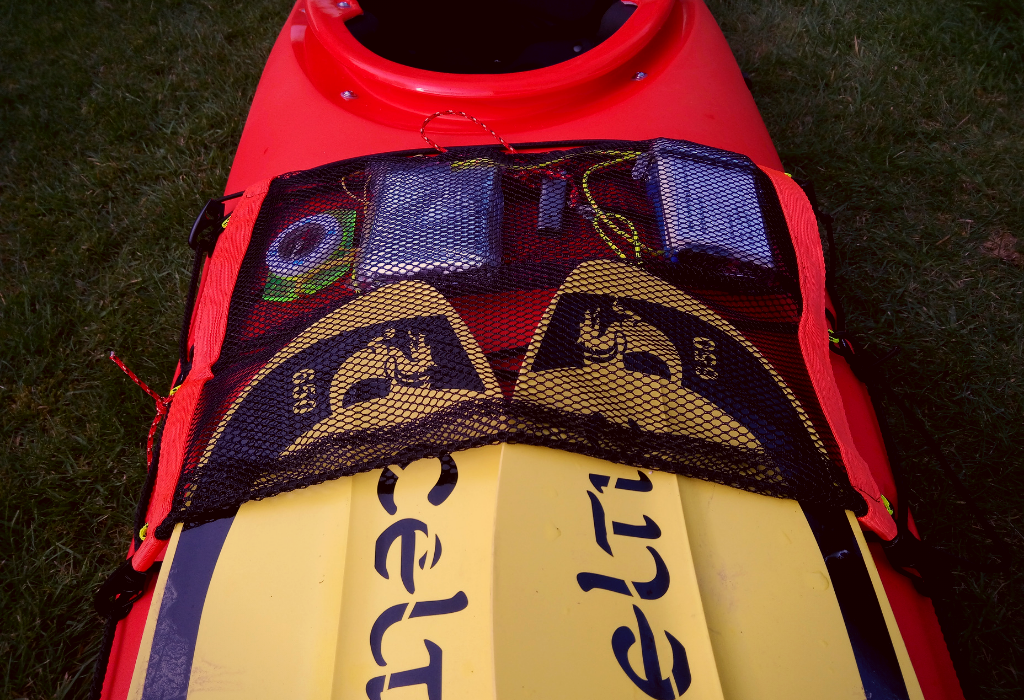 Ragged Peak Kayak DECKstow Exped