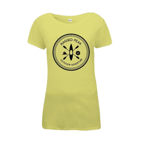 Ragged Peak - Kayak Adventure T-Shirt [Womens]