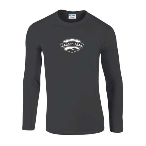 Ragged Peak - Logo Long Sleeve Tee [Mens]