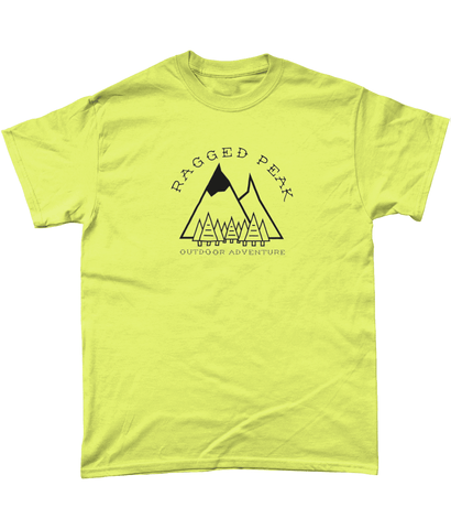 Ragged Peak - Outdoor Adventure Tee [Mens]