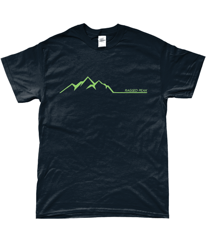 Ragged Peak - Mountain Line Tee [Mens]