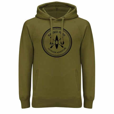 Ragged Peak - Kayak Adventure Hoodie [Unisex]