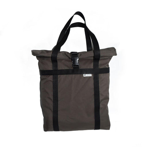 Adventure Roll-Top Tote Bag