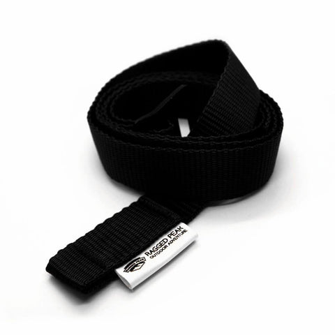 Adventure Travel Webbing Belt