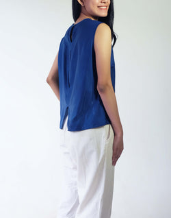 SOJOURNER - Back Button Vest