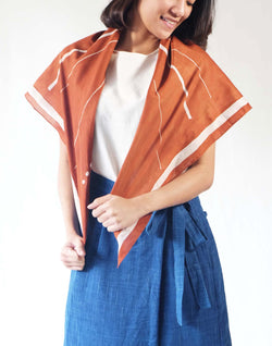 PENJURU Cotton Scarf