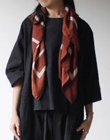 KAYU Silk-Cotton Scarf