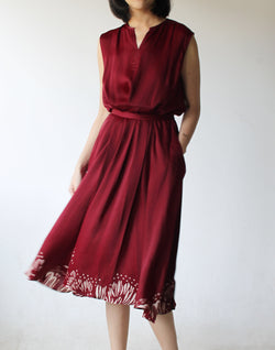 KUPU - Silk Flow Dress