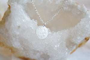 Small Lunar Necklace