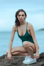 POPPY MAILLOT (Emerald)