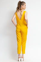 DAYLILY SHORE: Daylily Jumpsuit - an effortless laid-back jumpsuit that can be worn alone or layered.