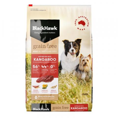 BlackHawk Food Package, The Dogs Stuff