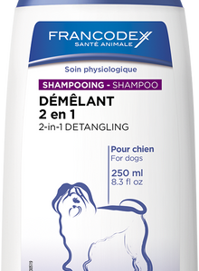 Francodex 2 in 1 Conditioning Shampoo, The Dogs Stuff