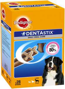 Pedigree Dentastix 28 pcs, The Dogs Stuff