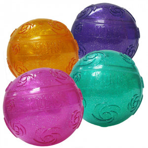 Kong Squeezz Crackle Ball Medium, The Dogs Stuff