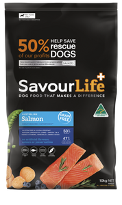 SavrourLife Food Package, The Dogs Stuff