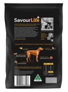 Savourlife Healthsource Superfood Grain-Free Kangaroo 10kg, The Dogs Stuff