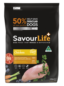 Healthsource Superfood Grain-Free Chicken 2.5kg, The Dogs Stuff