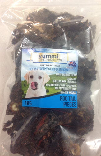 Yummi Pet Product Roo Tails, The Dogs Stuff