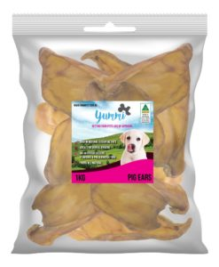 Yummi Pet Australian Pig Ears, The Dogs Stuff