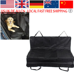 Waterproof Car Seat Cover, The Dogs Stuff