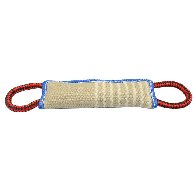 Linen Tug of War Toy, The Dogs Stuff