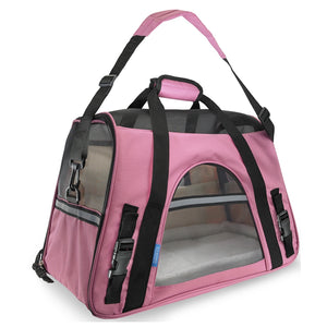 Pet Carrier Travel Case, The Dogs Stuff