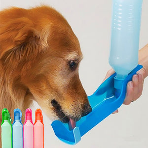 Portable Dog Water Bottles, The Dogs Stuff
