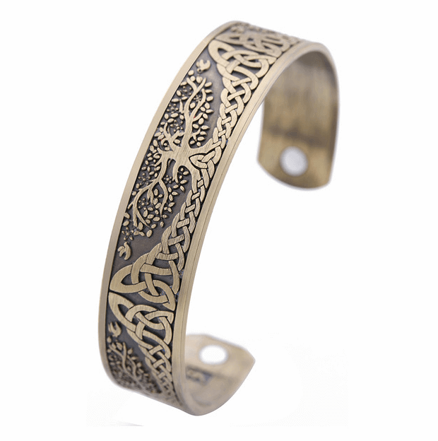 Tree of Life Magnetic Bracelet