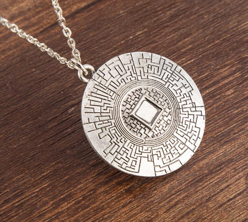 The Maze Runner Necklace