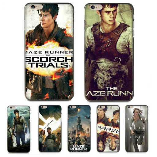 The Maze Runner iPhone Case