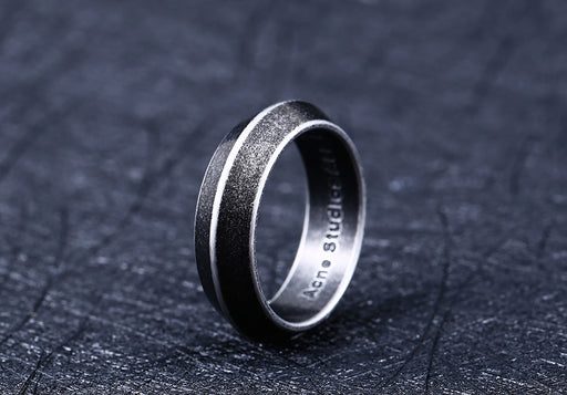 Viking Soldier Style Ring