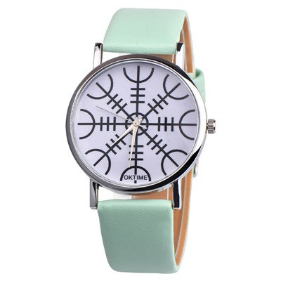 Viking Symbol Wristwatch