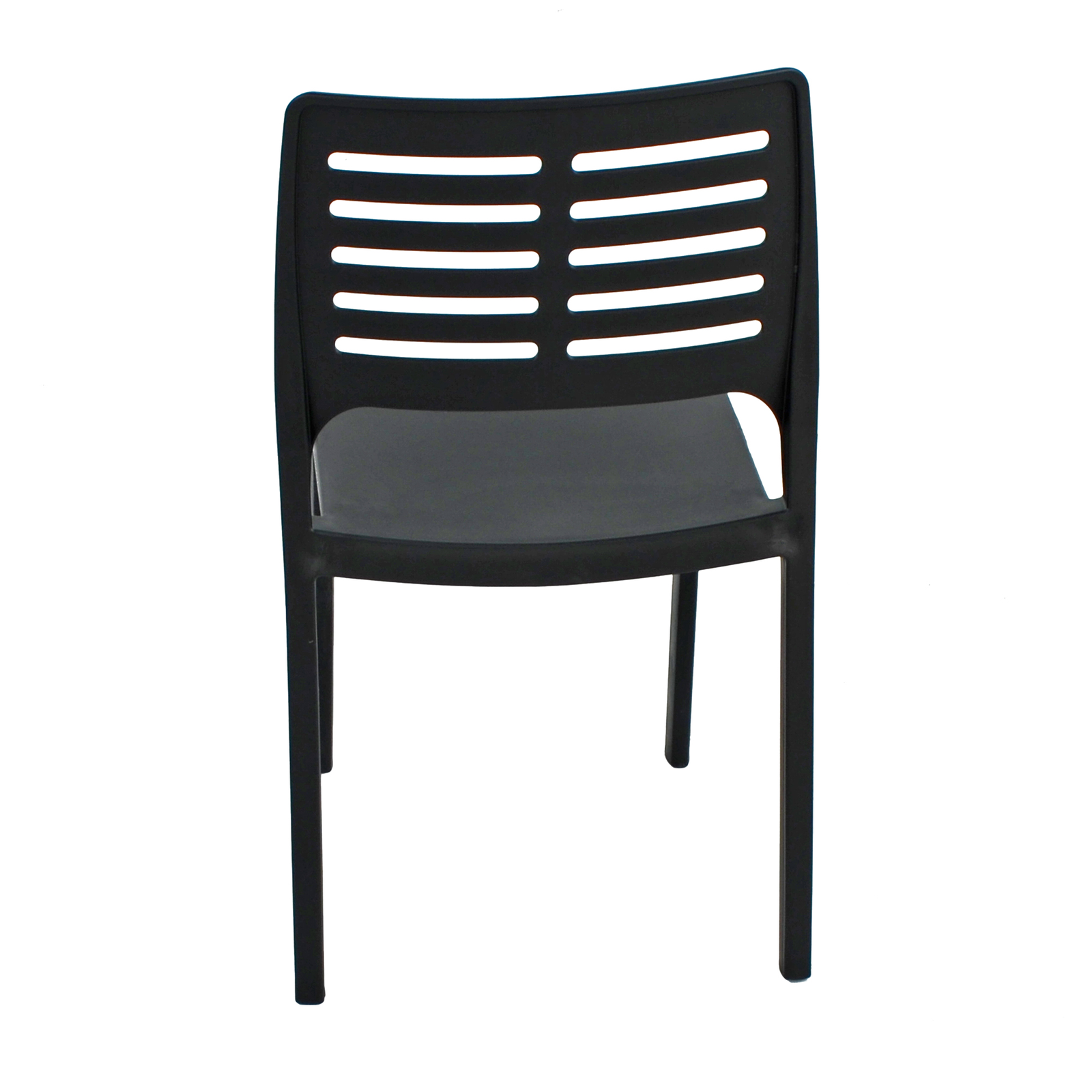 Trabella Mistral Chair Pack Of 2 in Anthracite