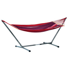 Amazonas SummerSet Hammock and Metal Stand - Ruby's Garden Boutique