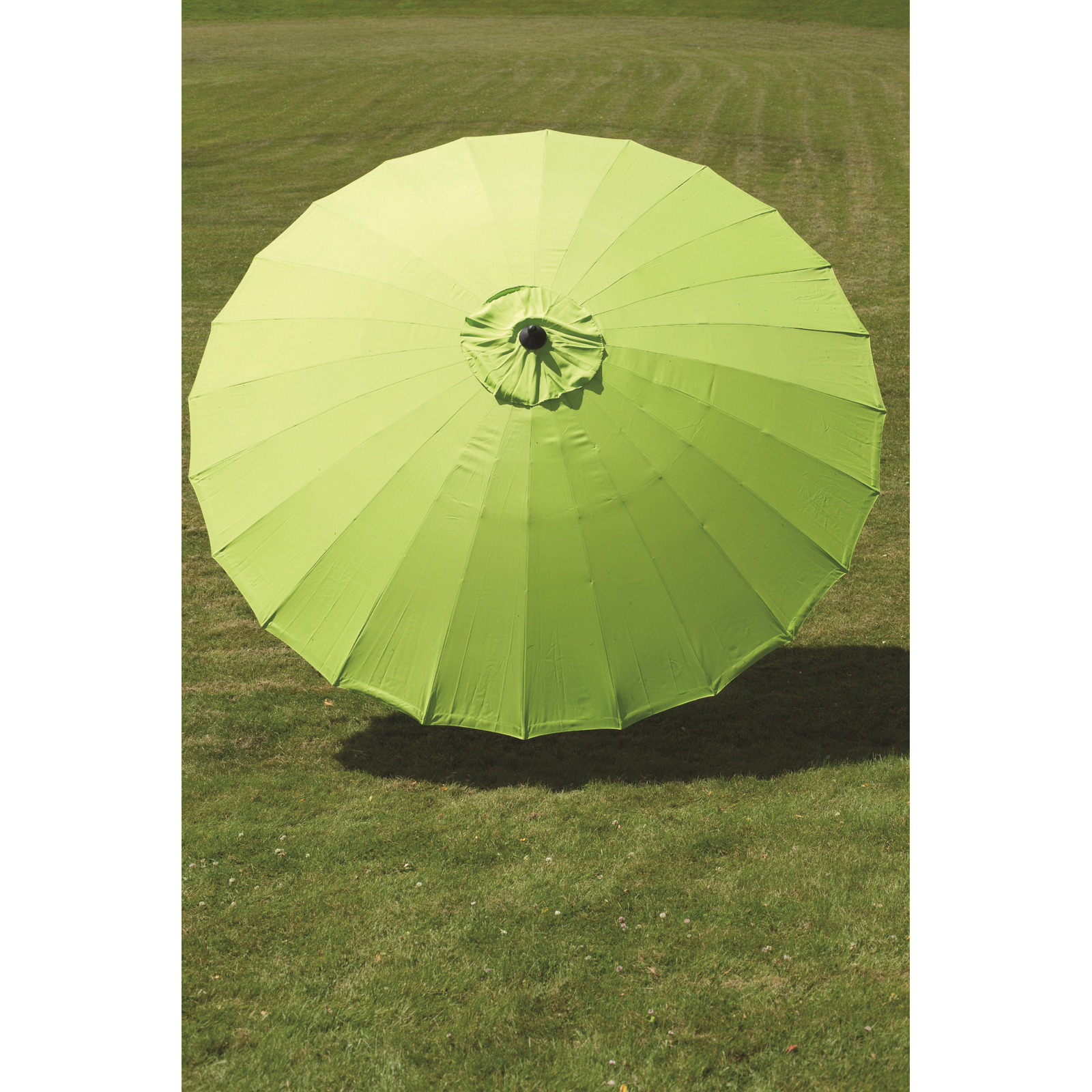 Garden Must Haves Geisha Lime Parasol 2.7m