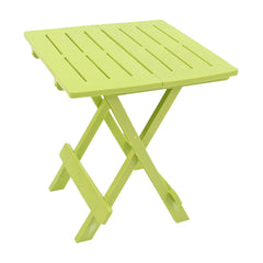 Trabella Bari Garden Patio Side Table Lime - Ruby's Garden Boutique