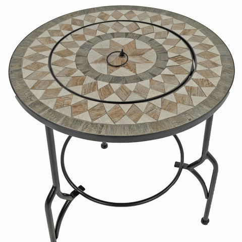 Summer Terrace Brava Fire Pit Tall - Ruby's Garden Boutique