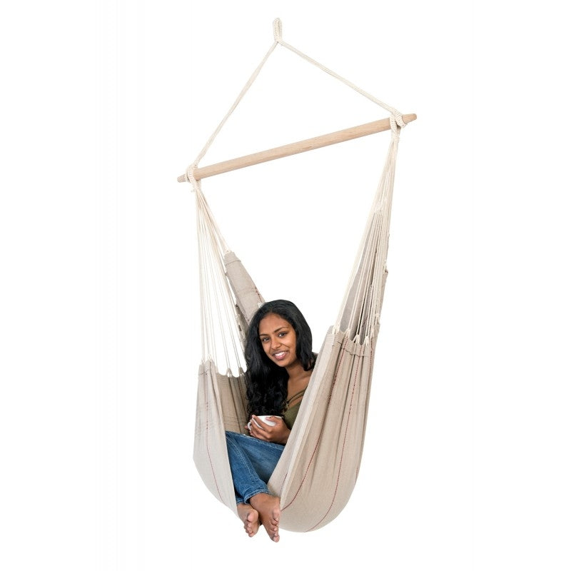 Amazonas Artista Sand Hanging Chair - Ruby's Garden Boutique