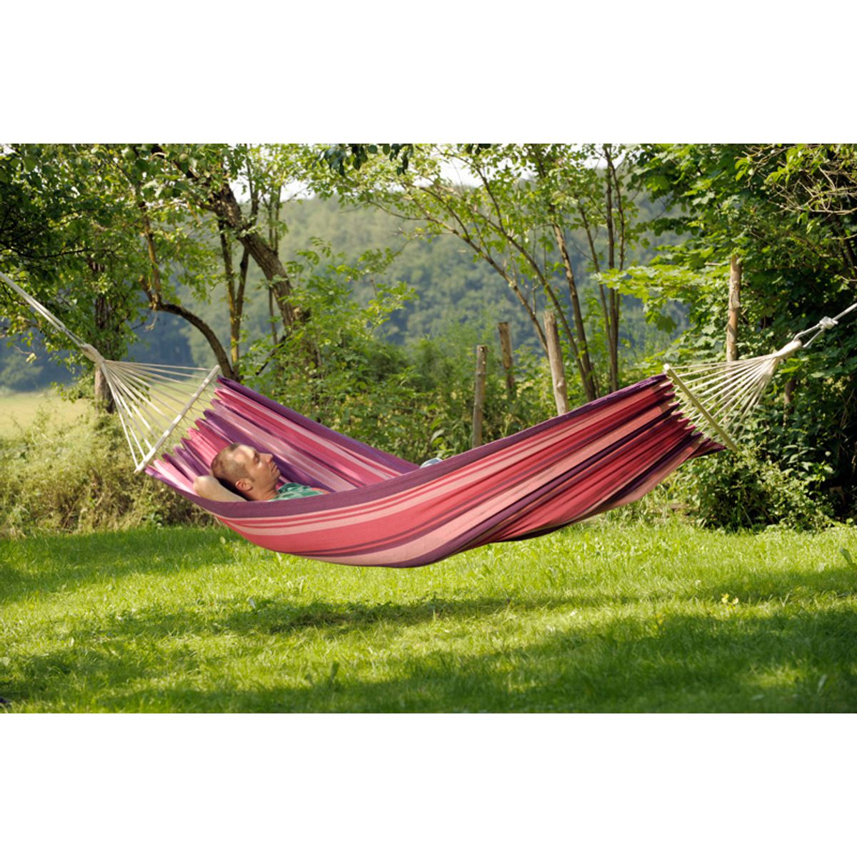 Amazonas Tonga Candy Hammock - Ruby's Garden Boutique