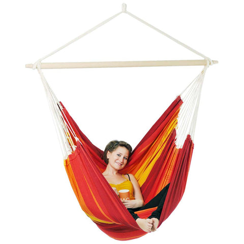 Amazonas Brasil Gigante Lava Hanging Chair - Ruby's Garden Boutique