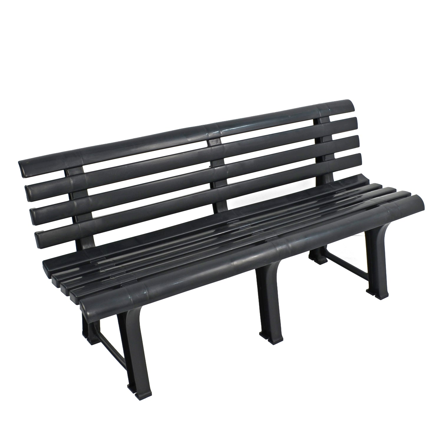Trabella Brindisi Bench Anthracite - Ruby's Garden Boutique