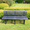 Image of Trabella Brindisi Bench Anthracite - Ruby's Garden Boutique